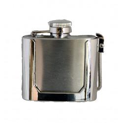 Flask Trouser Belt Buckle