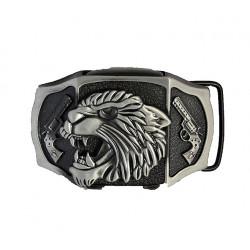 Tiger Lighter Trouser Belt Buckle