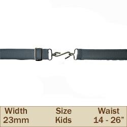 23mm Elasticated kids Snake...